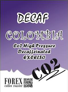 Colombia Co2 Decaffeinated Coffee 哥倫比亞 CO2 低咖啡因